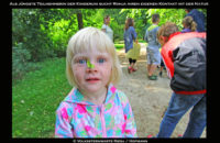Kinderuni im Juni im Stadtpark in Riesa